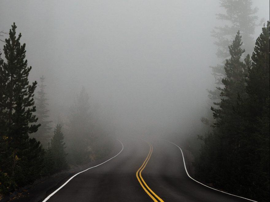 west Virginia road
